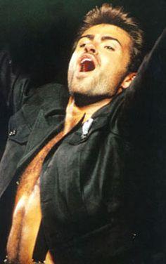 https://flic.kr/p/uCgFR | George Michael - Faith tour 1988
