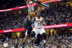 Blog Esportivo do Suíço: Inspirado, LeBron James comanda vitória dos Cavs sobre Clippers