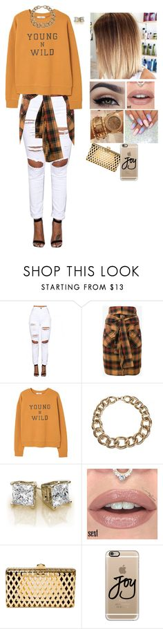 """""""Winter Break Outfit Ideas ❄#753"""" by medinea ❤ liked on Polyvore featuring Faith Connexion, MANGO, Givenchy, Reece Hudson and Casetify"""