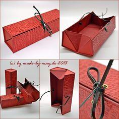 Made-by-May ~ Beautiful gift box!!!