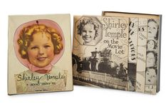 """Love, Shirley Temple, Collector's Book: 397 Boxed Set of Books """"Shirley Temple Books About Me"""""""