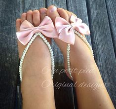 Baby barefoot sandals, toddler barefoot sandals, photo prop, baby shower gift, baptism gift, christening, baby girl, princess , dress up on Etsy, $17.99