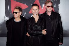 Depeche Mode by Pierre Hennequin, via Flickr