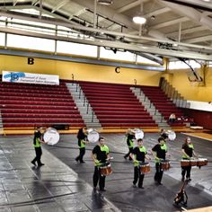 Brandywine Heights HS Percussion
