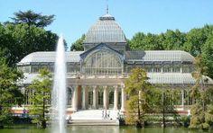 El Parque de Buen Retiro, Madrid