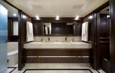 Filippetti Navetta 30, Master Bathroom