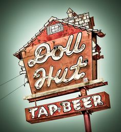 Doll Hut Bar- down the street from where I grew up- always had big name rockers jam there incognito