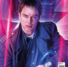 New Torchwood cover.    Posted by John