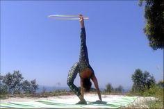 hoopla yoga sleeveless Los angelesy