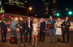 Nashville (ABC). Love this show.