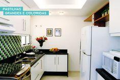 Pastilhas para usar na cozinha