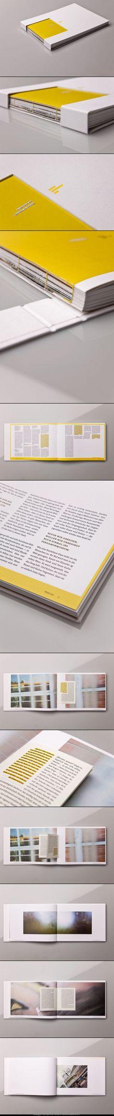 Sven Gelhaus http://www.svengelhaus.de --concealing colour on the cover? #BooksBinding