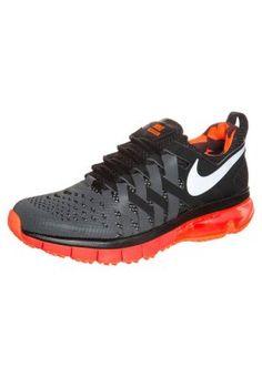 FINGERTRAP MAX - Scarpe da fitness - black/orange