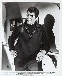#Sixties | Dean Martin in Murderers' Row, 1966