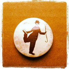 "@somebodyandsons's photo: ""Chaplin Pin"" Ephemera, Instagram"