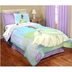 Princess And The Frog Bedroom Set