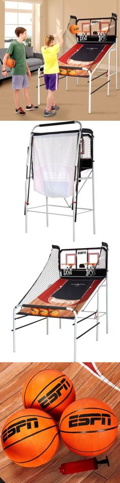 Other Indoor Games 36278: Basketball Game Electronic Double Shot Indoor Sports Arcade Kids Double Hoops -> BUY IT NOW ONLY: $1163.53 on eBay!