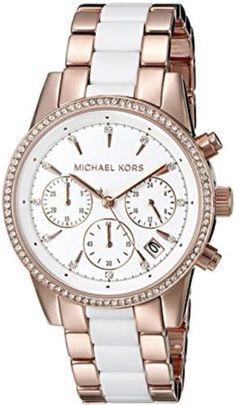 Gold Michael Kors Watch Women's