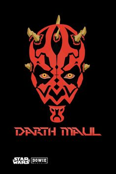 Darth Maul By Dowie Bancale by Darth Maul Wallpaper, Star Wars Wallpaper, Star Wars Pictures, Star Wars Images, Star Wars Film, Star Wars Art, Dark Maul, Star Wars Origami, Cuadros Star Wars