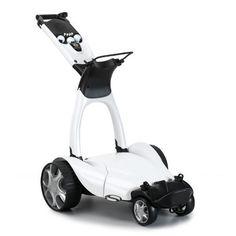 X9 Follow Remote Golf Trolley | Electric Golf Trolley