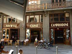 Societat Casal Camprodoní, Camprodon