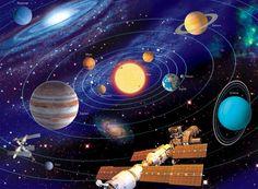 Ravensburger Solar System Jigsaw Puzzle