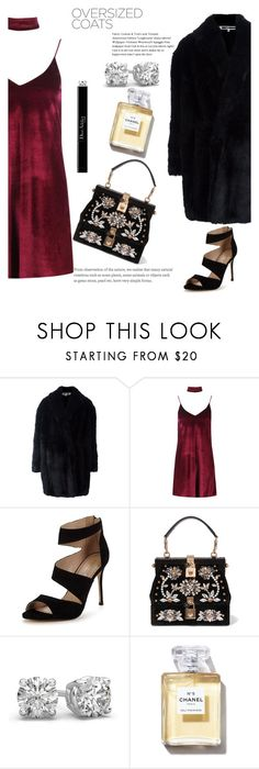 """""""Untitled #152"""" by saracreafash ❤ liked on Polyvore featuring Alexander McQueen, Boohoo, Carvela and Dolce&Gabbana"""