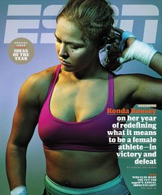 In the days after her stunning defeat, Ronda Rousey says that she's ready to fight again.