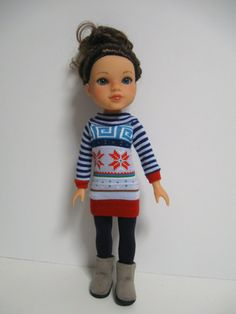 Hearts 4 Hearts Doll Clothes Chill Chaser   by 123MULBERRYSTREET, $23.00