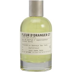 My favorite scent.
