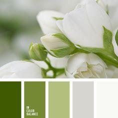 greenery, бело-серый цвет, болотный цвет, зеленый, оливковый, оттенки зеленого, оттенки серого, почти белый, светло-серый цвет, серый, темно серый, тёмно-зелёный, тёмный хаки, цвет бетона, цвет камня, цвет молодой зелени, цвет хаки, цвета Pantone 2017.