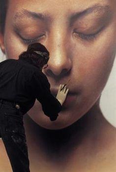 Head of a Child , 2000 by Gottfried Helnwein | ARTIST | #GottfriedHelnwein #Helnwein
