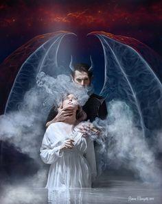 Bringer of Light, the Morning Star, Lucifer... by RavenMorgoth on deviantART