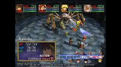 You may remember that an enhanced version of the classic RPG Grandia II had been announced for release on the PC.
