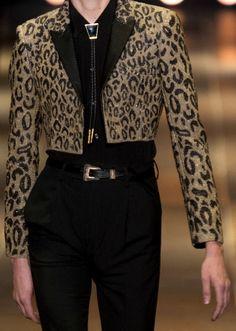hautekills:  Saint Laurent menswear s/s 2014