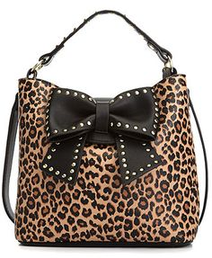 Betsey Johnson Handbag, Hopeless Romantic Bucket Bag