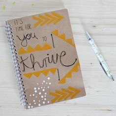 DIY book cover : DIY: notebook cover