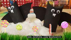 KnutselTV heeft weer super veel leuke knutsels voor Halloween! Op ons YouTube kanaal KnutselTV vind je onze DIY video's.