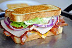 BLT Club Sandwich | Tasty Kitchen: A Happy Recipe Community!