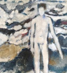 Tony Vevers: Landscape with Figure
