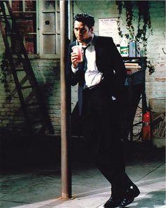 MR BLONDE. Michael Madsen