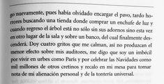 (2/2) Julio Ramón Ribeyro y la Navidad. De su diario (1978)