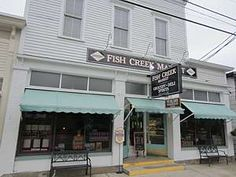 grocery, market, deli, awesome sandwiches    Fish Creek Market, Door County, WI