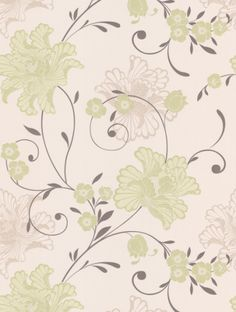 Taffetia , a feature wallpaper from Laurence Llewelyn-Bowen, featured in the September 2009 collection.