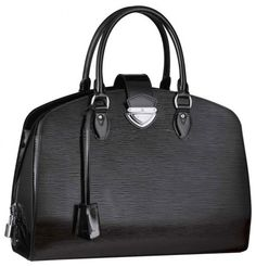 Cheap Louis Vuitton Pont-Neuf GM The Pont-Neuf GM in Epi leather is ingenious and functional. Perfect for business, it will house laptop and files. Lv Handbags, Louis Vuitton Handbags, Vuitton Bag, Designer Handbags, Discount Handbags, Designer Bags, Replica Handbags, Fashion Heels, Fashion Bags