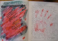 "7th grader Nate--normally so Disney-inspired--went ""a little dark"" when interpreting the poem ""Reuben Bright"" in order to make this writer's notebook-inspired movie poster.  Check out my Pinterest board that I am making about how I use this poem in class: http://www.pinterest.com/corbettharrison/reuben-bright/"