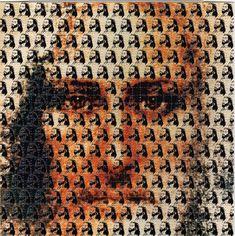 Jesus BLOTTER ART - perforated acid art paper - Kesey Leary Hofmann Owsley Grateful Dead psychedelic lsd sheet tabs