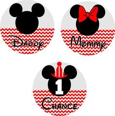 DIY Disney Family Iron On Design File by TheSugarPlumPress on Etsy, $17.00