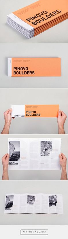 FPO: Pinovo Boulders Brochure - created via