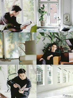#EXO #Suho #Wallpaper #Lockscreen #Aesthetic #Kpop
